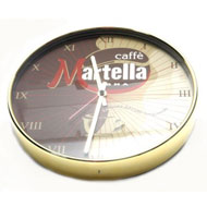 Coffee Wall Clocks