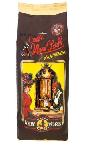 Caffe New York EXTRA Espresso coffee beans