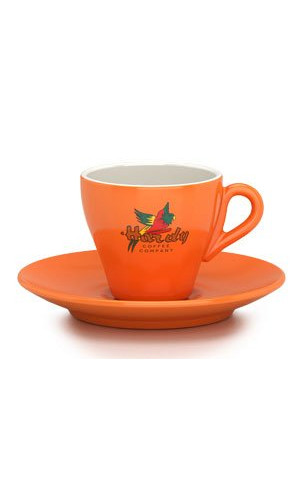 HARDY Espressotasse Orange