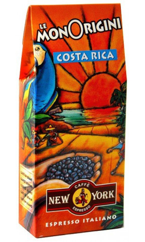 Caffe New York Espresso Costa Rica 250g coffee beans