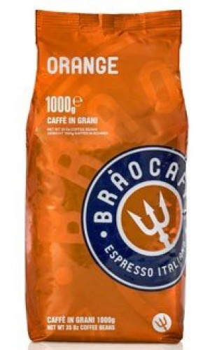 Brao Orange Espresso Coffee 1000g