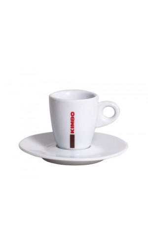 Kimbo Espresso cup new design