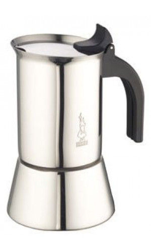 Bialetti Venus Stainless Steel Espresso Maker 6 cups