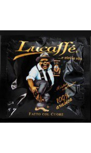 150 Lucaffe Pods Mr. Exclusive Espresso