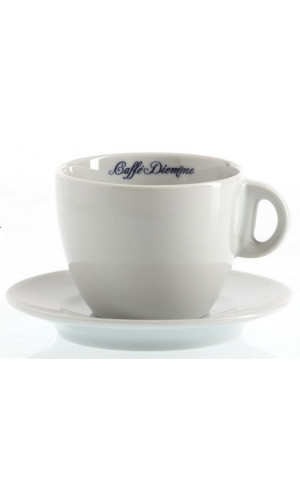 Caffe Diemme Milk Coffee cup