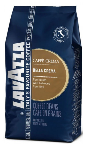 Lavazza Bar Bella Crema Coffee | Perfect for fully automatic machines
