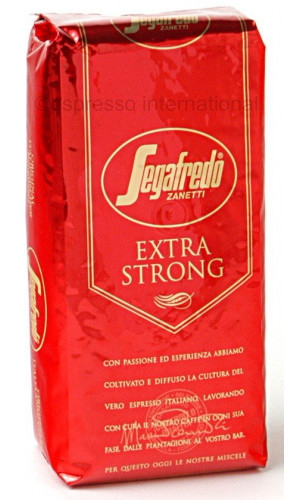 Segafredo Coffee Extra Strong
