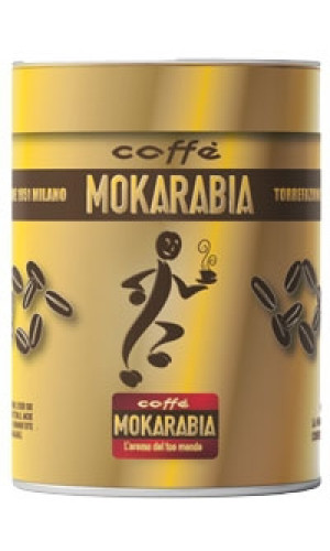 Mokarabia ground Espresso 250g