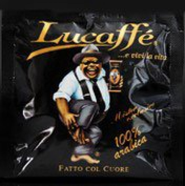 150 Lucaffe Pods Mr. Exclusive Espresso (Italian