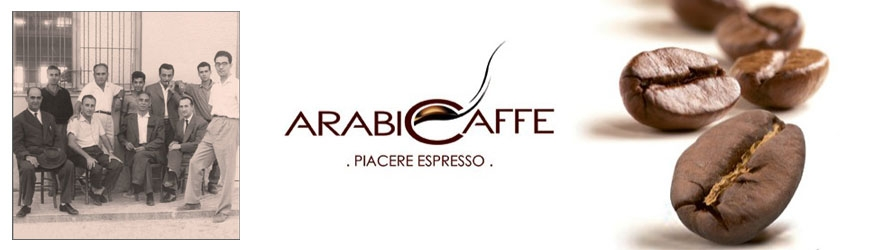 Arabicaffe tableware