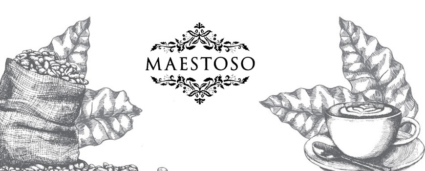 Maestoso espresso coffee